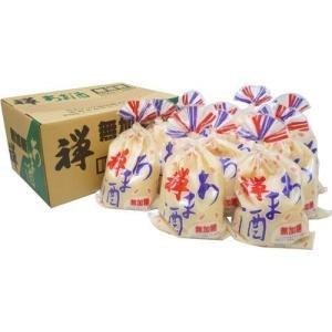 カネジュウ食品 禅 あま酒 無加糖 400g(5〜6人前)×10個