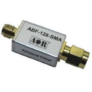 エーオーアールVHFエアバンド用バンドパスフィルターABF−128SMA|kotobukicq