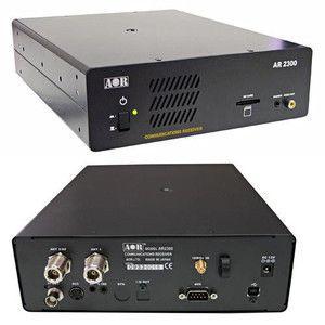 エーオーアールPC制御型ブラックボックス広帯域受信機AR-2300|kotobukicq