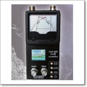 CAA-500MK2 コメット CAA500Mark2 アンテナアナライザー kotobukicq