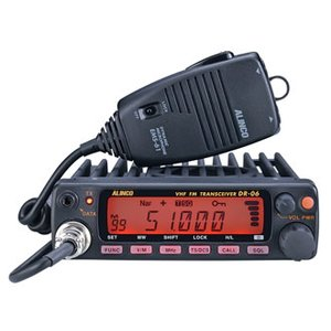 アルインコ50MHzFMアマチュア無線機DR−06HX|kotobukicq
