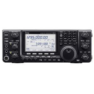 アイコムHF/50MHz144・430MHzオールモードアマチュア無線機IC−9100