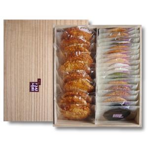 おかき せんべい詰合せ 大満月10枚と色々煎餅18枚|kotobukiseika