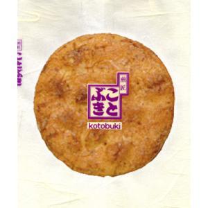 カツオせんべい 血合を取り除いた上品な香りの鰹節使用|kotobukiseika