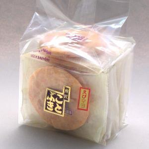 えびマヨせんべい 袋入 カルシウムが豊富なエビの入り|kotobukiseika
