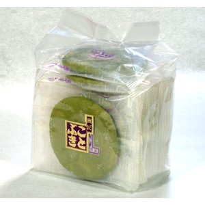 抹茶せんべい 袋入 ほろ苦い抹茶入りのメレンゲで包みました|kotobukiseika