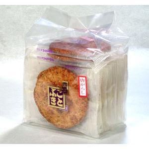 七味せんべい 袋入 七味が米の旨味をいっそう引き立てる|kotobukiseika