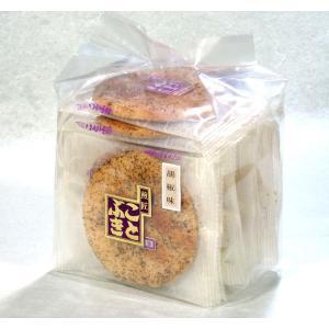 胡椒サラダせんべい 袋入 ビールのおつまみに煎餅はいかが|kotobukiseika