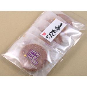 本手焼き醤油せんべい 袋入 職人が一枚一枚丹念に焼き上げました|kotobukiseika