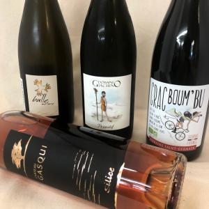 【送料無料】本格自然派フランスワイン4本セット ビオワイン SO2不添加 ナチュールワイン 赤ワイン 白ワイン スパークリング ロゼ|kotobukiyasake
