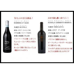 イタリア【赤】ワインセット 6本 フルボディセット|kotobukiyasake