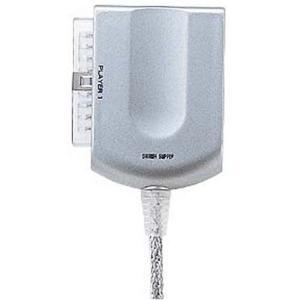 サンワサプライ USBゲームパッドコンバータ(1P用) [JY-PSUAD1] kotohugshop