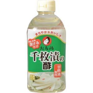 オタフクソース 千枚漬の酢 500ml|kotohugshop