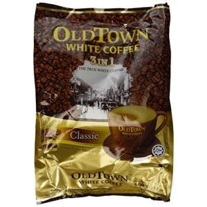 OLD TOWN WHITE COFFEE マレーシア オールドタウン ホワイトコーヒー 40g??15袋入り Classic味|kotohugshop