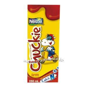 【24本入りケース販売】 NESTLE CHUCKIE ネスレ チャッキー 250ml x 24|kotohugshop