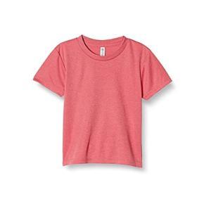 [グリマー] 半袖 4.4oz ドライTシャツ (クルーネック) 00300-ACT_K キッズ ミックスレッド 150|kotohugshop