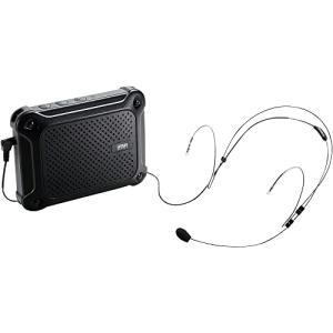 サンワサプライ 防水ハンズフリー拡声器スピーカー MM-SPAMP6|kotohugshop