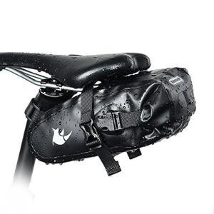 Rhinowalk 自転車 防水 大容量 サドルバッグ サイドバッグ フレームバッグ サイクリングバッグ ストラップ式 kotohugshop