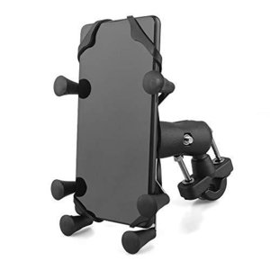 evomosa 自転車 スマホ ホルダー オートバイ バイク スマートフォン振れ止め 脱落防止 GPSナビ 携帯 固定用 防水 に適用iphone7 kotohugshop