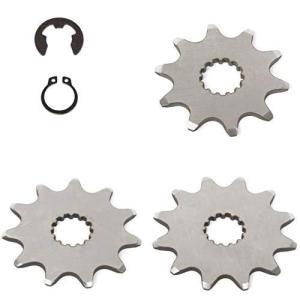 Panasonic・プリジストン・ヤマハ電動アシスト自転車に対応のアシストギア10T 11T 12ギア互換品 アシスト領域増幅ギヤ3枚セット前輪に取り kotohugshop
