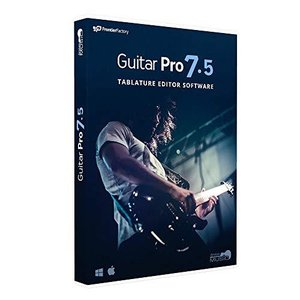 AROBAS MUSIC Guitar Pro7.5 日本語版 タブ譜 スコア編集ソフト アロバスミュージック kotohugshop
