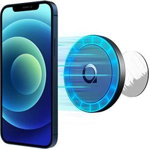 【2021超進化版】Quarble多機能車載ホルダー magsafe 対応 iPhone 12/Pro/Max/mini専用粘着式 自動車/台所/浴室|kotohugshop