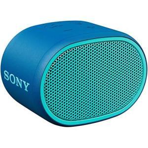 ソニー ワイヤレスポータブルスピーカー SRS-XB01 L : 防水 Bluetooth スマホな...