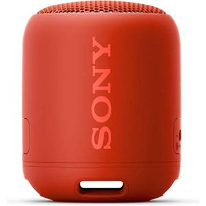 ソニー ワイヤレスポータブルスピーカー SRS-XB12 : 防水 / 防塵 / Bluetooth...
