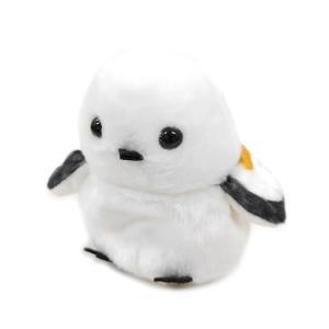 【ぽてぴよ】BD ビーンドール シマエナガ 野鳥 ◆ 北海道 雪の妖精 【ナカジマコーポレーション】 kotoricafe