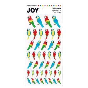 JOYシール オウム|kotoricafe