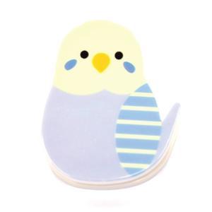 インコクリップ ★セキセイインコ(ブルー)|kotoricafe
