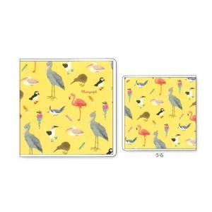 【Beaux Oiseaux/オリエンタルベリー】フリーアルバム ★世界の鳥 kotoricafe