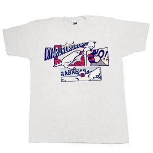 【もしもしこちら文鳥】アメコミ文鳥 Tシャツ(L)【辻佐織】|kotoricafe