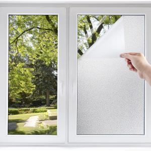 窓用フィルム  目隠しシート プライバシー保護  ガラス飛散防止シート 断熱フィルム UVカット 貼...