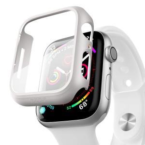 Apple Watch Series4/Series5 44mm アップルウォッチ4/5 カバーフィ...