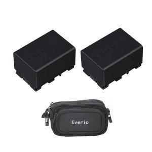 JVC JVCケンウッド ビデオカメラ Everio 用バッテリー BN-VG119 メーカー純正 ...
