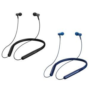 JVC JVCケンウッド HA-FD70BT Bluetooth ハイレゾ イヤホン レッド ブラッ...