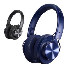 JVC JVCケンウッド HA-SD70BT Bluetooth ハイレゾ ヘッドホン ブルー ブラ...