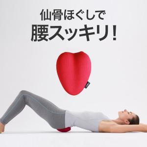 腰痛 骨盤矯正 仙骨 整体 ほぐし 肩コリ 指圧代用器 マッサージクッション コシレッチ|kotubanshop
