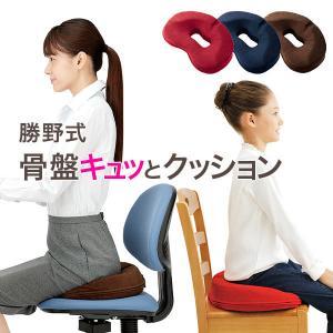 骨盤 クッション 低反発 腰痛 矯正 オフィス 姿勢補正 メイダイ 勝野式 座るだけで骨盤キュッとクッション|kotubanshop