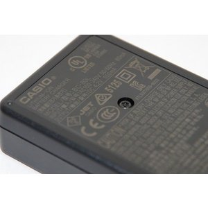 CASIO カシオ  BC-80L 純正充電器 (NP-80充電器・バッテリーチャージャー) BC80L|kou511125|04