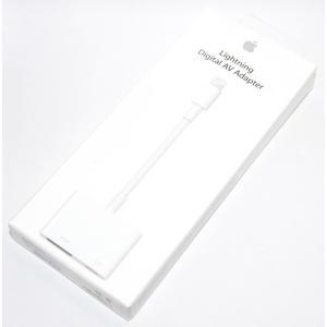 アップル純正 Apple Lightning - Digital AVアダプタ MD826AM/A ...