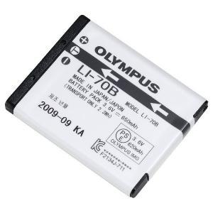 OLYMPUS オリンパス  リチウムイオン充電池  LI-70B  純正   送料無料   LI70Bカメラバッテリー|kou511125