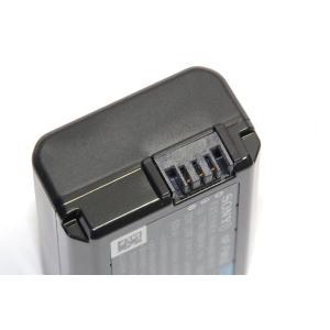 ソニー  NP-FW50 純正・海外向け表記版    リチャージャブルバッテリー QX1・α7 IIなど 送料無料・あすつく対応【ネコポス】|kou511125|02