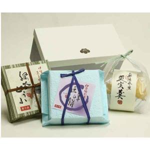 旬彩菓3種詰合|koubaiya