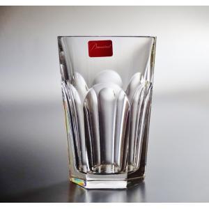 生産国:フランス 材質:クリスタルガラス ブランドボックス付き サイズ:高さ10,5cm 口径7cm...
