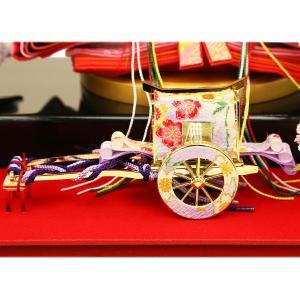 雛人形 ひな人形 コンパクト 吉徳大光作 ケース飾り 親王飾り 「人形工房天祥×吉徳大光 オリジナル限定 ひな人形 ケース入り アクリルケース オルゴール付」|koubou-tensho|14