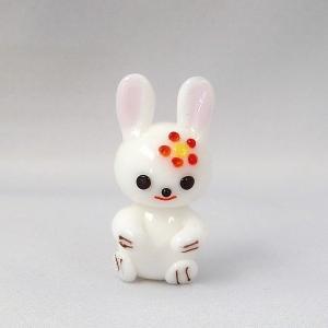 ガラス細工【ウサギちゃん】|koubougiyaman2