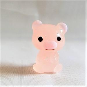 ガラス細工【ブタちゃん】|koubougiyaman2