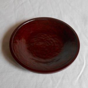 鎌倉彫 豆皿 三寸五分 刀目|koudou
